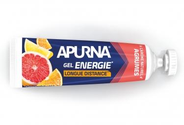 APURNA Gel Energy Long Distance Citrus Fruits 35g