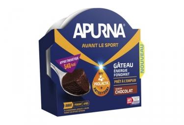 Gateau Energie APURNA pret à l´emploi Chocolat