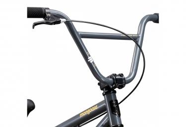 BMX Mongoose L60 Noir 2018