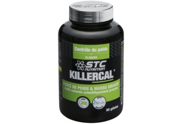 Complement alimentaire stc nutrition killercal 90 gelules