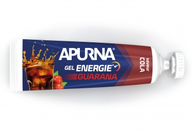 Gel energie apurna passage difficile booster guarana cola 35g