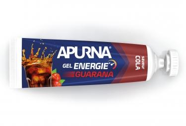 Gel Energetique APURNA Passage Difficile Booster Guarana Cola 35g