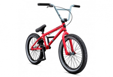 Mongoose Legion 60 BMX Freestyle - 20.5'' Rouge 2018