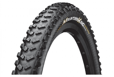 Continental Mountain King 26 '' Tire Tubeless Ready Folding ProTection BlackChili