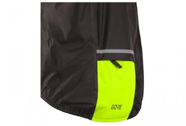 Veste à manches longues Gore Wear C5 GORE-TEX® SHAKEDRY™ 1985 Noir Jaune