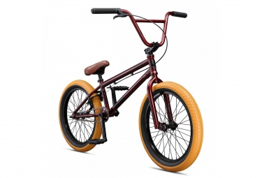 bmx mongoose l100 bordeaux 2018