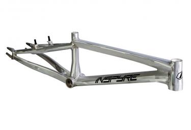 INSPYRE Bike Frame CONCORDE Pro XL Brushed Raw