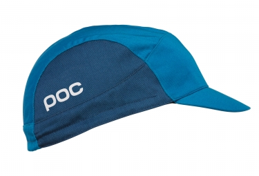 casquette poc essential road bleu