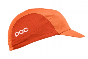 casquette poc essential road orange