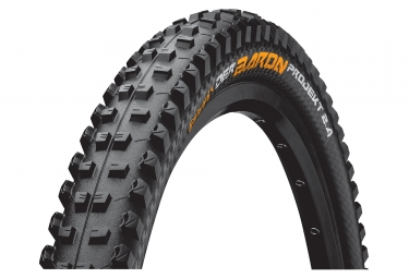 Pneu continental der baron projekt 26 tubeless ready souple protection apex 2 40