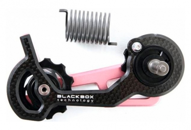 Sram X0 Rear Derailleur medium Cage 9S Black/Pink