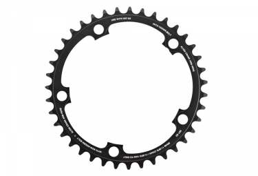 plateau sram red 22 force 22 x glide 11 vitesses 130mm noir 39