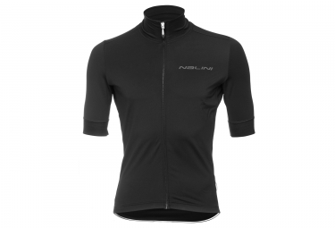 Maillot Coupe-Vent NALINI Orione Noir