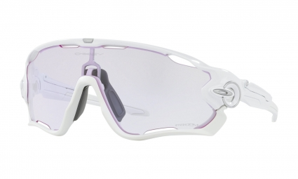 Lunettes oakley jawbreaker blanc prizm low light oo9290 3231