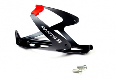 Porte-Bidon Parts 8.3 Tech 2 Aluminium Noir