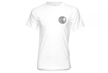 T shirt vans spitfire white l