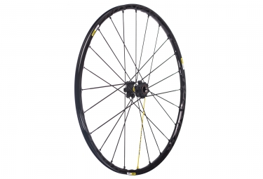 Roue avant mavic crossmax pro 29 lefty 50 6 trous 6 trous lefty 50