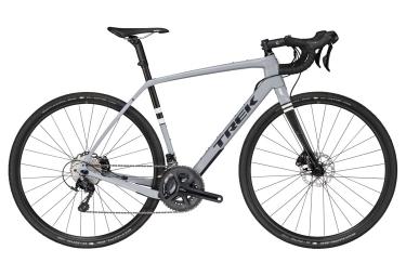 Gravel bike trek checkpoint sl 5 shimano 105 11v 2019 gris 54 cm 167 175 cm