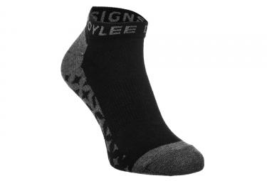 Troy Lee Design Starburst Ankle Socks Black (3pairs)