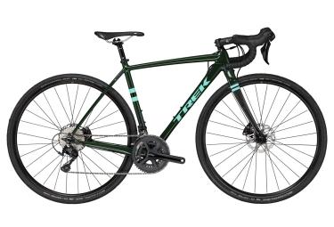 gravel bike femme trek checkpoint alr 5 wsd shimano 105 11v 2019 vert 49 cm 158 164