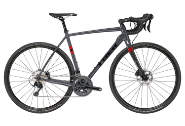 Gravel bike trek checkpoint alr 5 shimano 105 11v 2019 gris 49 cm 158 164 cm