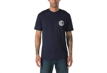 T shirt vans spitfire navy m