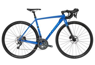 Gravel bike femme trek checkpoint alr 4 wsd shimano tiagra 10v 2019 bleu 52 cm 162 1