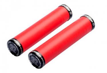Paire de Grips Reverse Seismic XL Rouge/Noir