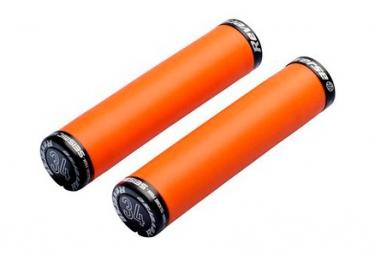 Paire de Grips Reverse Seismic XL Orange/Noir