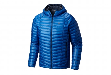 Veste mountain hardwear ghost whisperer altitude bleu xl
