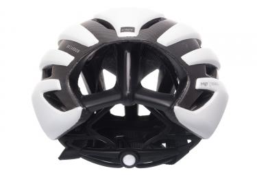 Casco Met Trenta Carbon Blanc / Noir