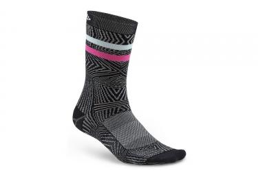 Paire de chaussettes craft gris 40 42