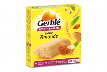 Gerble Energy Barre Sport Almond