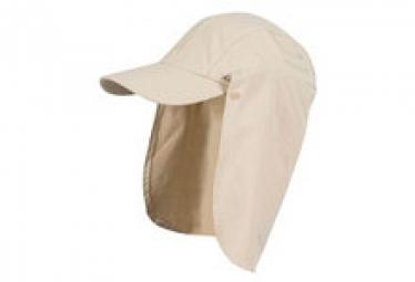 Gorra eider flex protect beige