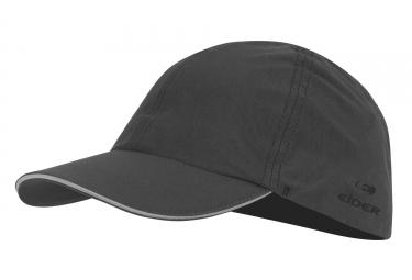 Casquette eider flex noir