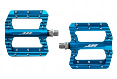 Ht pedales plates nano series ans01 bleu