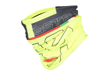 Tour de cou castelli head thingy jaune fluo