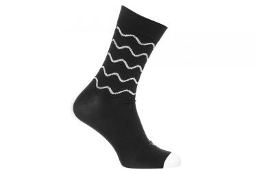 Calcetines Pailheres LeBram Negro / Blanco