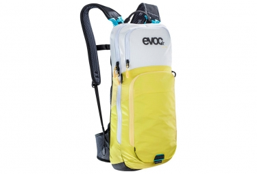 sac a dos evoc cross country cc blanc jaune 10