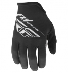 Paire de gants longs fly racing media noir s