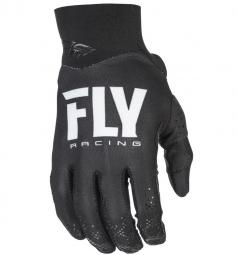 Paire de gants longs enfant fly racing pro lite noir l