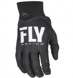Paire de gants longs fly racing pro lite noir s