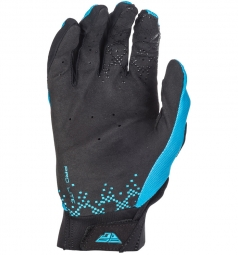 Paire de Gants longs Enfant FLY Racing Pro Lite Bleu