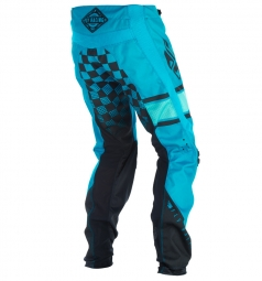 Pantalon FLY Racing Kinetic Era Bicycle Bleu