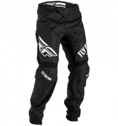 Pantalon enfant fly racing kinetic bicycle noir 24
