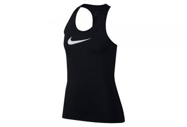 Nike Tank Pro Black White Women