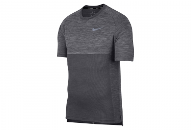 Maillot manches courtes nike dry medalist gris homme xl
