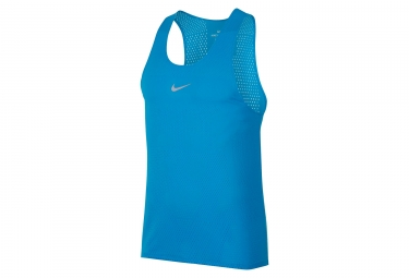 Nike Tank AeroSwift Blue Men