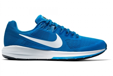 Nike air zoom structure 21 bleu homme 43