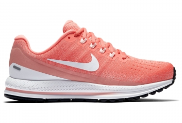 Chaussures de Running Femme Nike Air Zoom Vomero 13 Rose / Blanc
